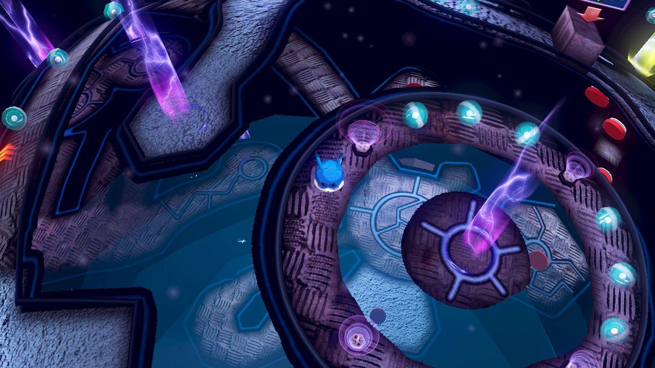 Armillo: il progetto originale si chiamava 'Spinball' ed era un gioco mobile