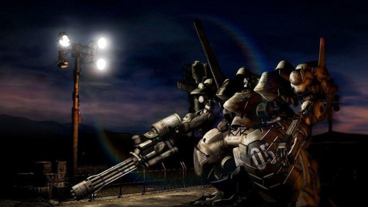 Armored Core V: la demo gira sotto i 30 fps