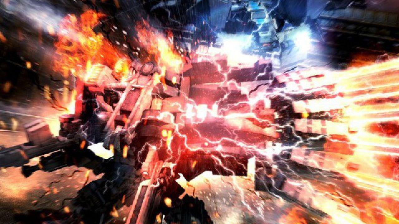 Armored Core V: un video walkthrough