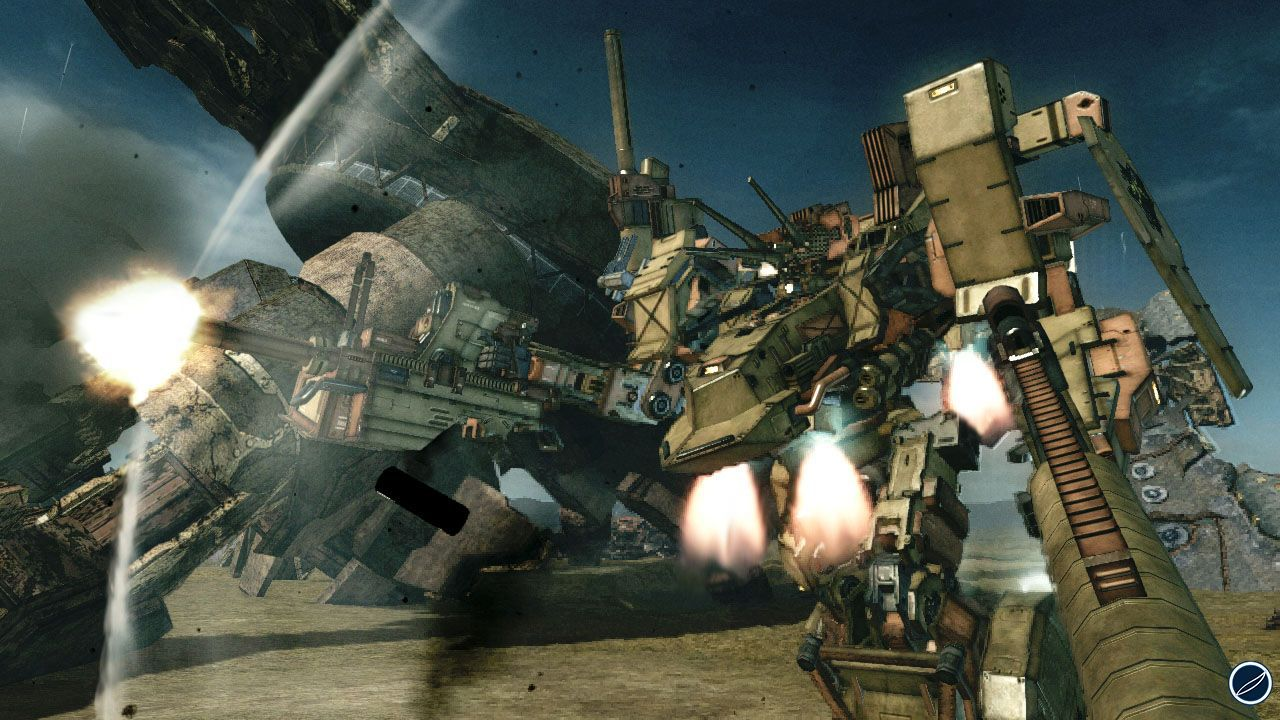Armored Core Verdict Day disponibile in Europa