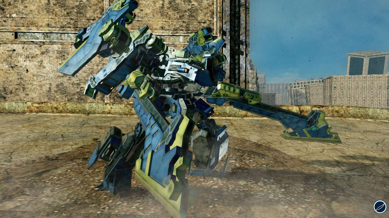 Armored Core Verdict Day: rilasciati nuovi screenshot