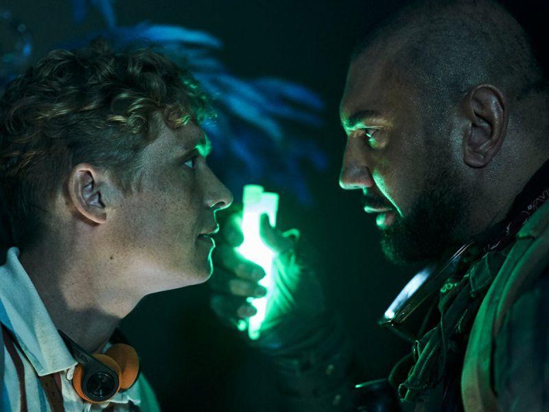 Army of the Dead, nuova foto: per Snyder è il 'mio piccolo film sul rapporto padre-figlia'