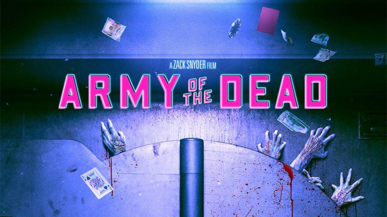 Army of the Dead, nuova foto: nello zombie movie di Zack Snyder ci sono anche gli alieni?