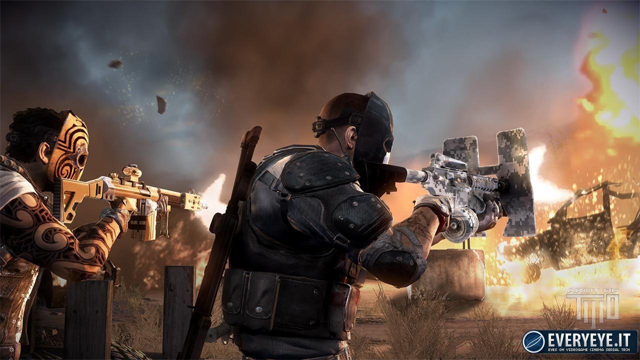 Army of Two: The Devil's Carter, B.o.B e Big Boi nel nuovo filmato rilasciato da EA