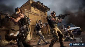 Army of Two: The Devil's Carter - Il trailer di lancio