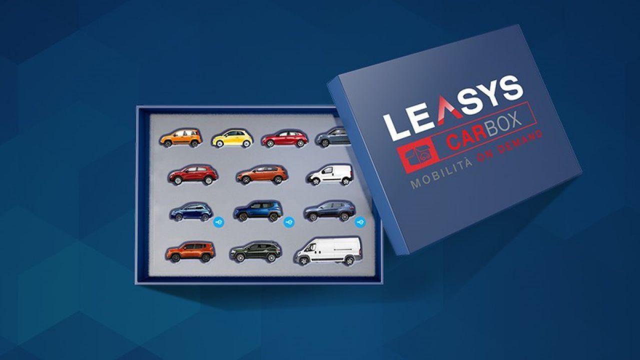 Arriva CarBox, il noleggio auto on demand di Fiat, Opel e Jeep che si acquista su Amazon