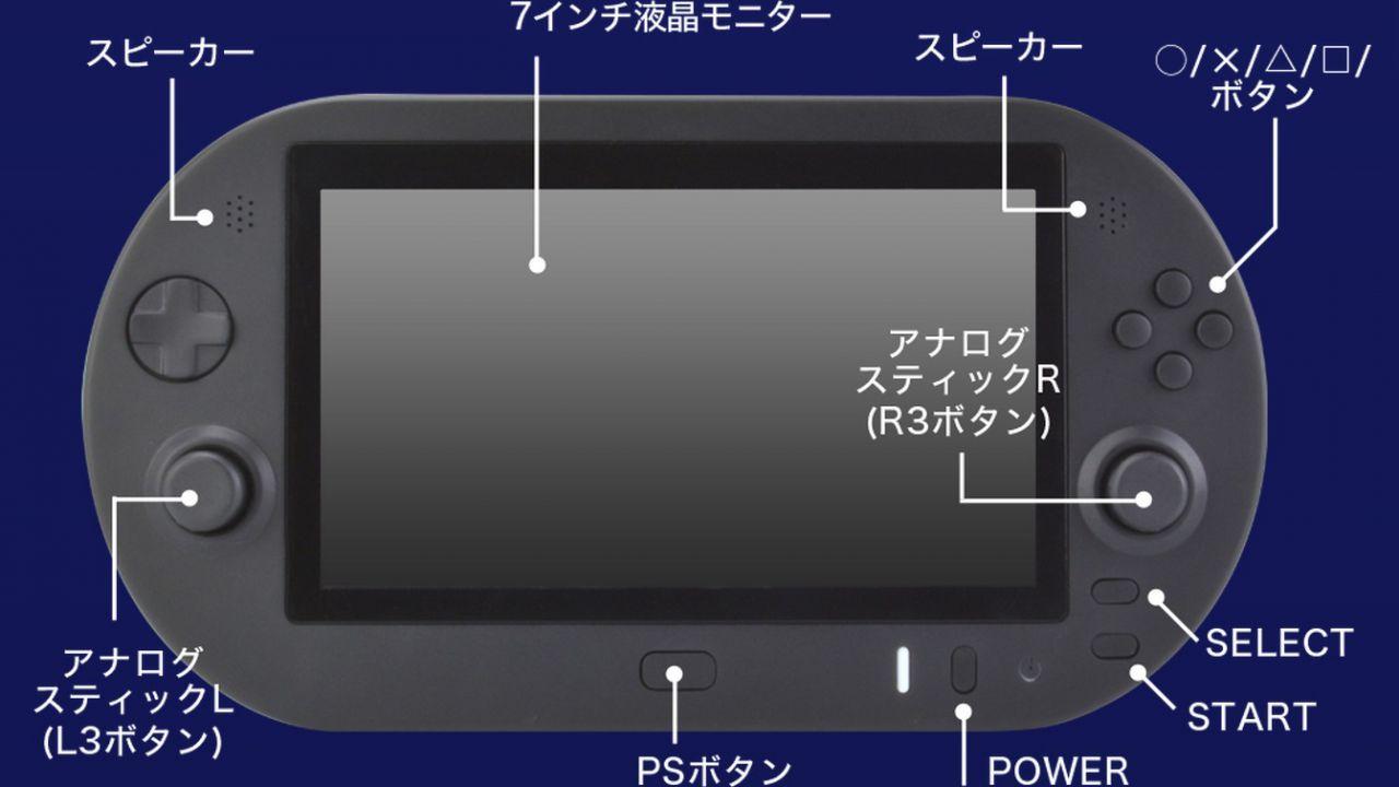 Arriva Dekavita 7, dispositivo per trasformare Playstation TV in una console portatile da 7 pollici
