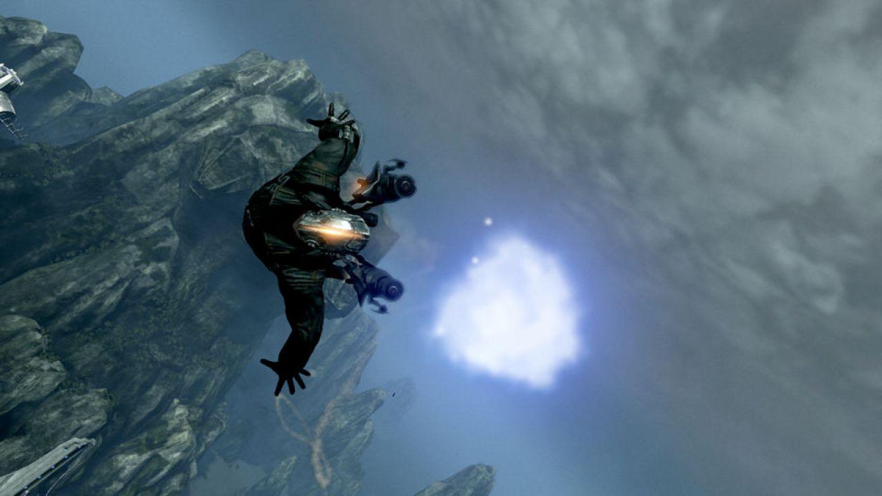 Arriva la demo di Dark Void anche per PC