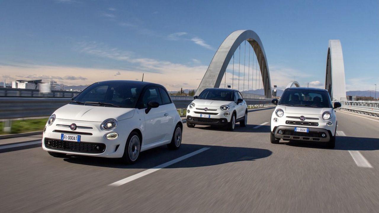 Arriva la nuova Fiat 500 Hey Google sempre connessa, insieme a 500L e 500X