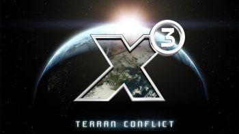 Arriva la patch 2.1 di X³: Terran Conflict