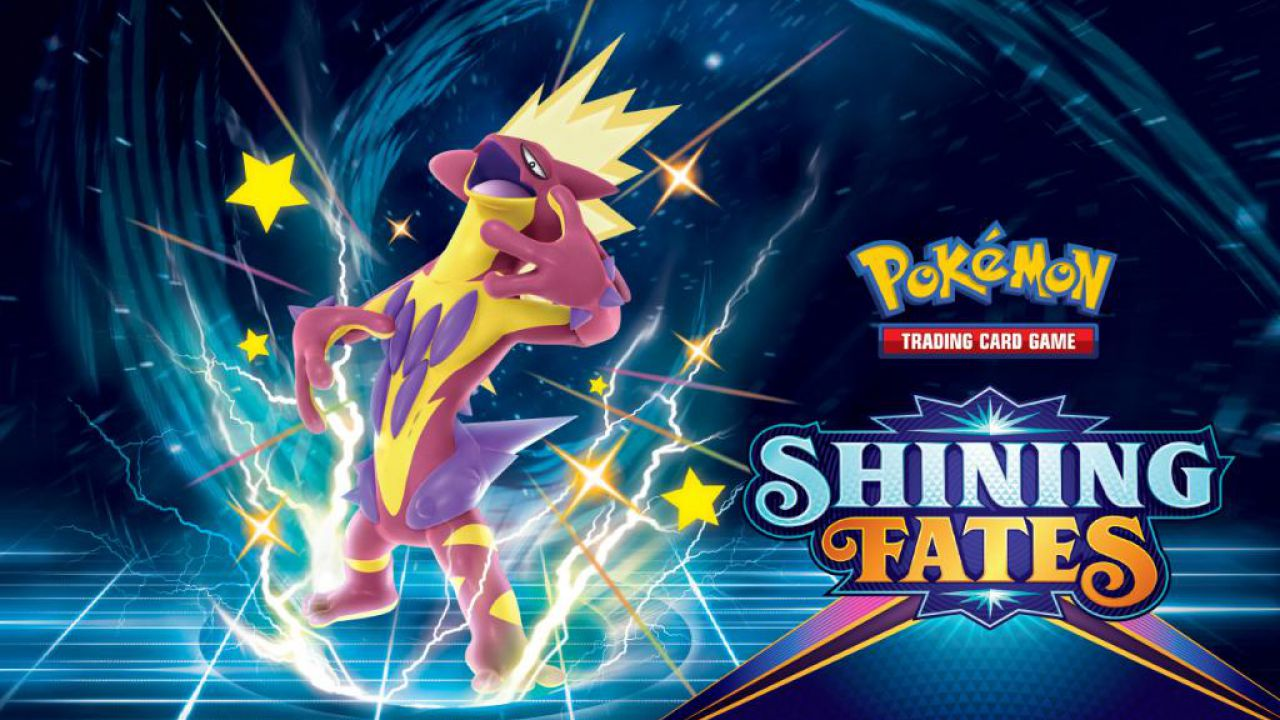 Arriva Pokémon 'Shining Fates', la nuova espansione di febbraio del celebre GCC