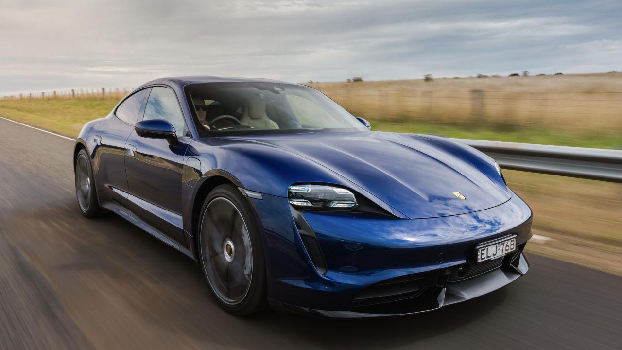 Arriva la Porsche Taycan più economica: ecco il suo range