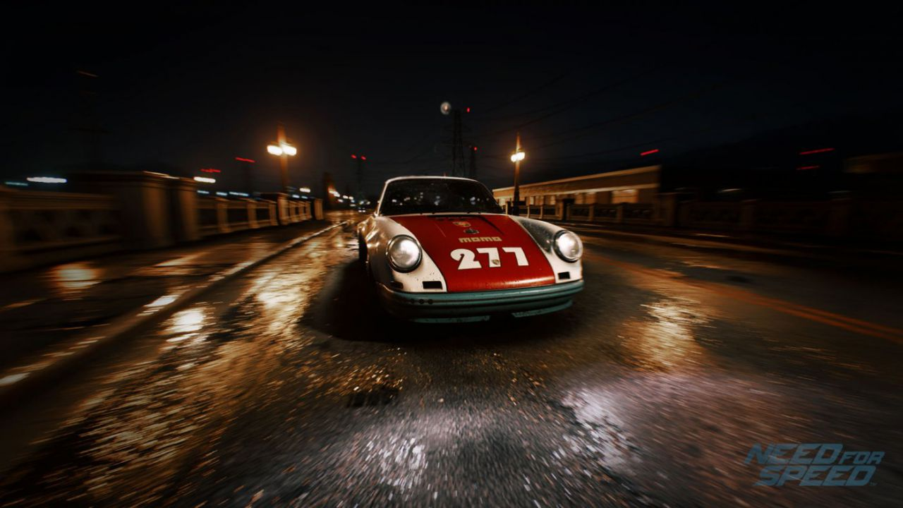 Arriva una lista di alcune vetture disponibili in Need for Speed