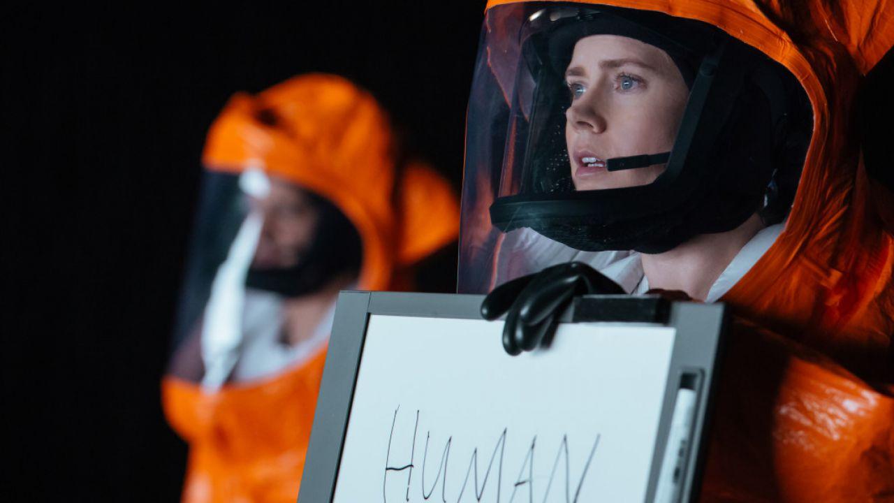 Arrival: primo trailer in italiano con Amy Adams e Jeremy Renner