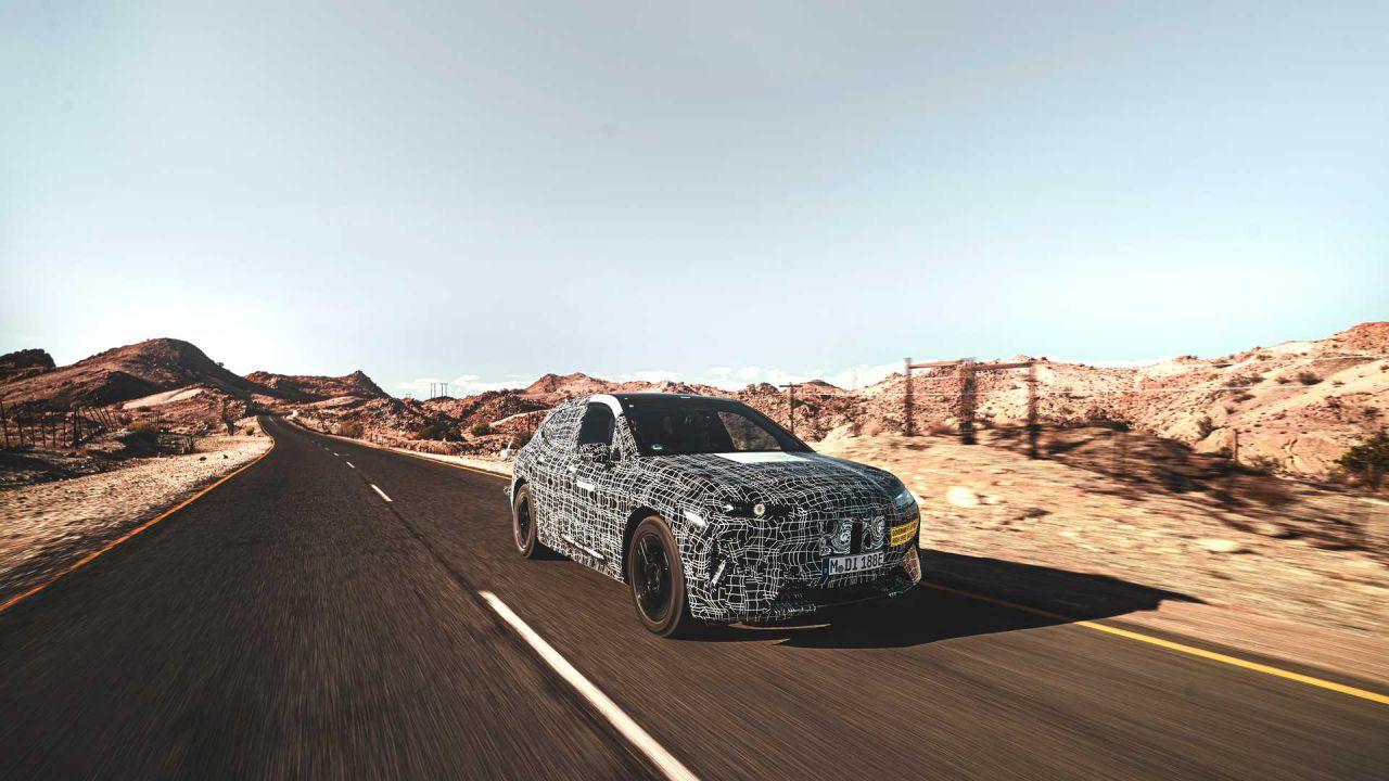 Arrivano le prime immagini della misteriosa BMW iNext: ecco la galleria
