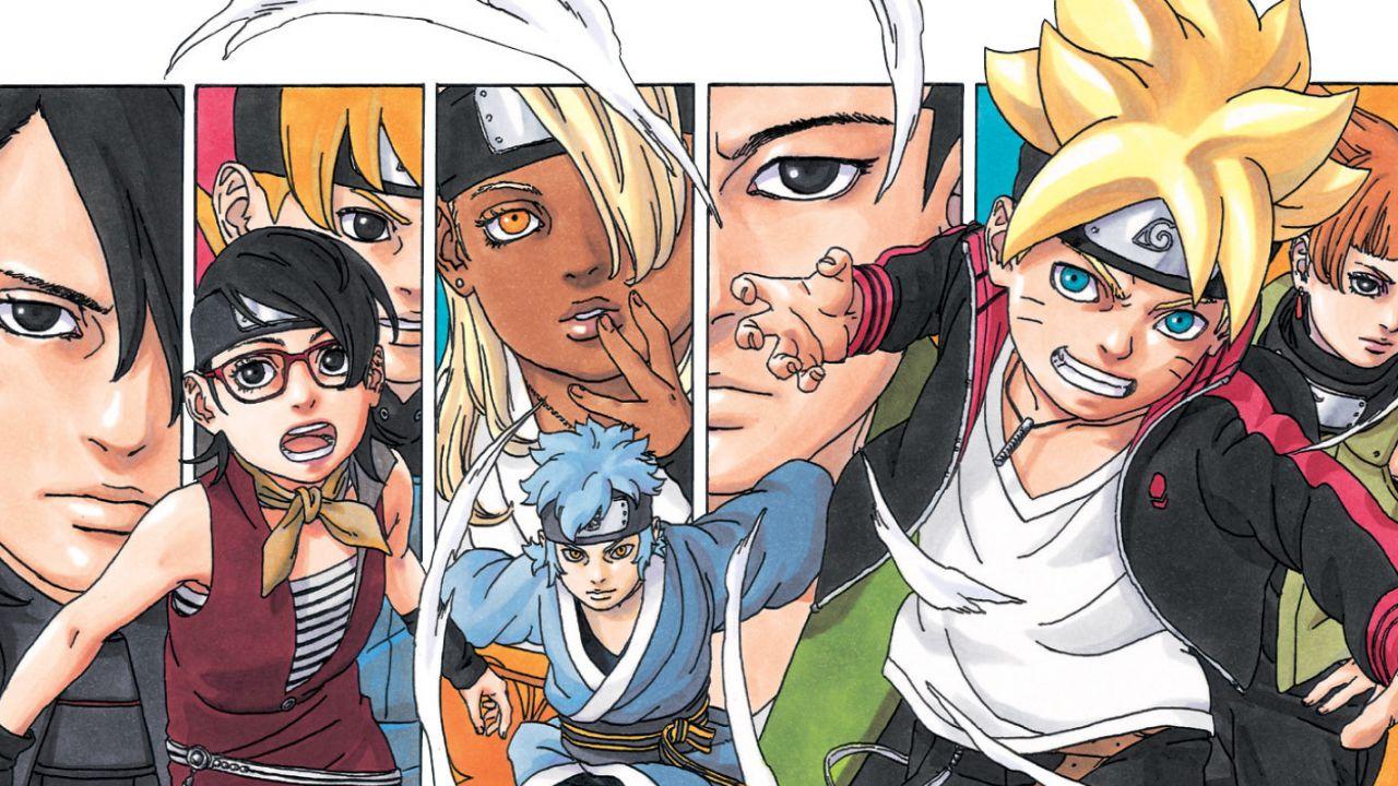 Arrivano i primi dettagli dal capitolo 44 di Boruto: Naruto Next Generations