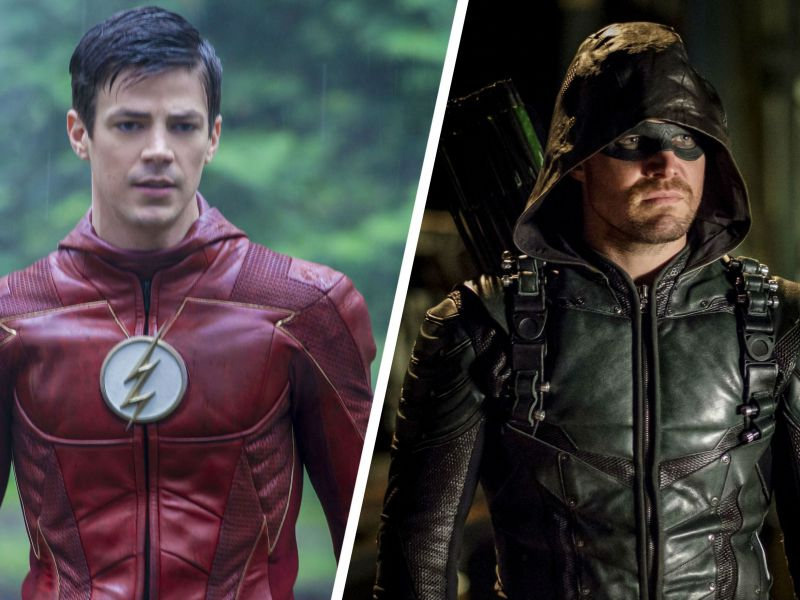 Arrow 2: Grant Gustin sarebbe dovuto apparire in più episodi