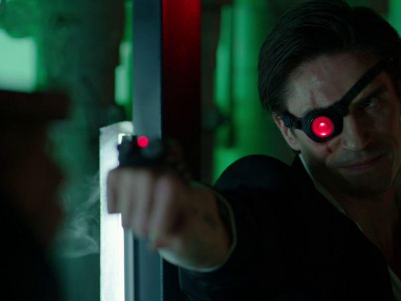 Arrowverse, Michael Row parla di Deadshot: 'La colpa è di Suicide Squad e di Will Smith'