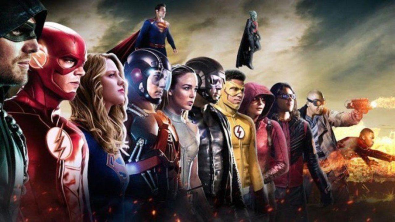 Arrowverse, The CW anticipa cambio di genere e sesso per personaggi DC