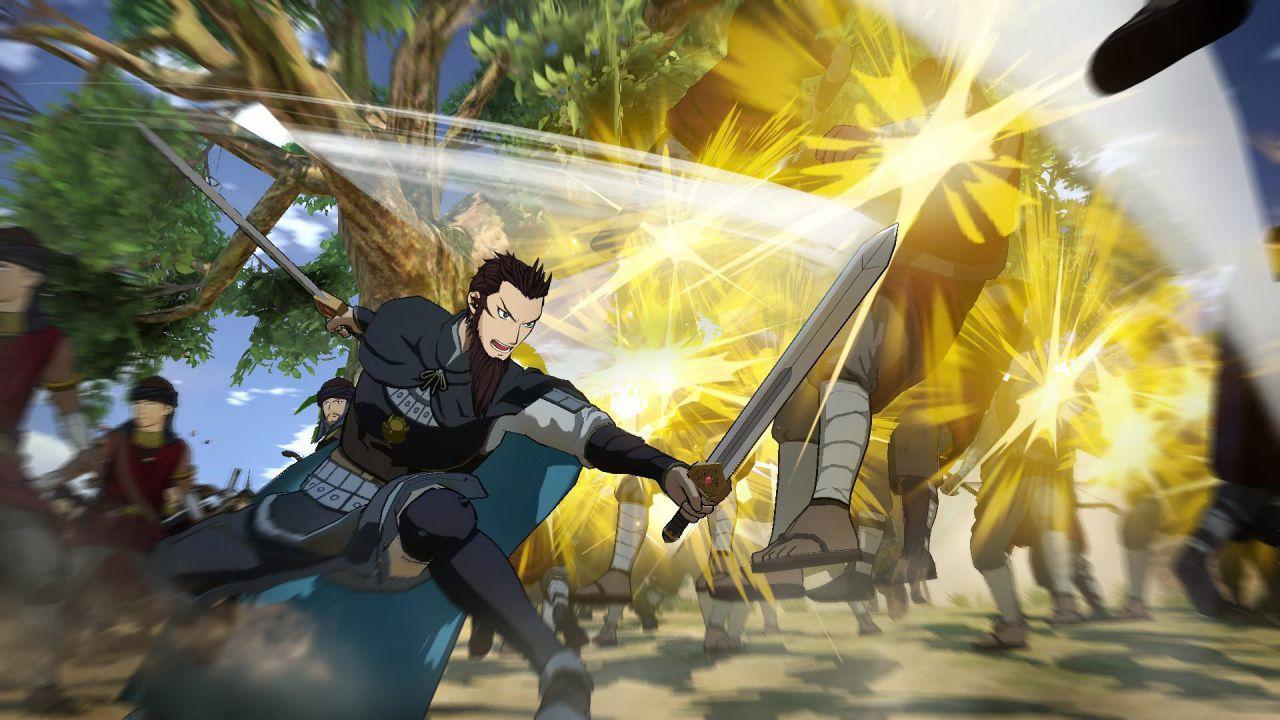 Arslan The Warriors Of Legend: demo PS4 disponibile dal 12 gennaio