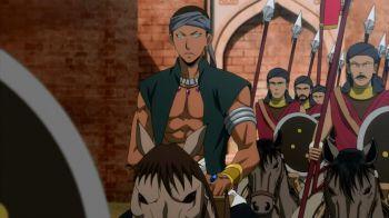 Arslan The Warriors Of Legend: ecco un trailer dedicato a Jaswant