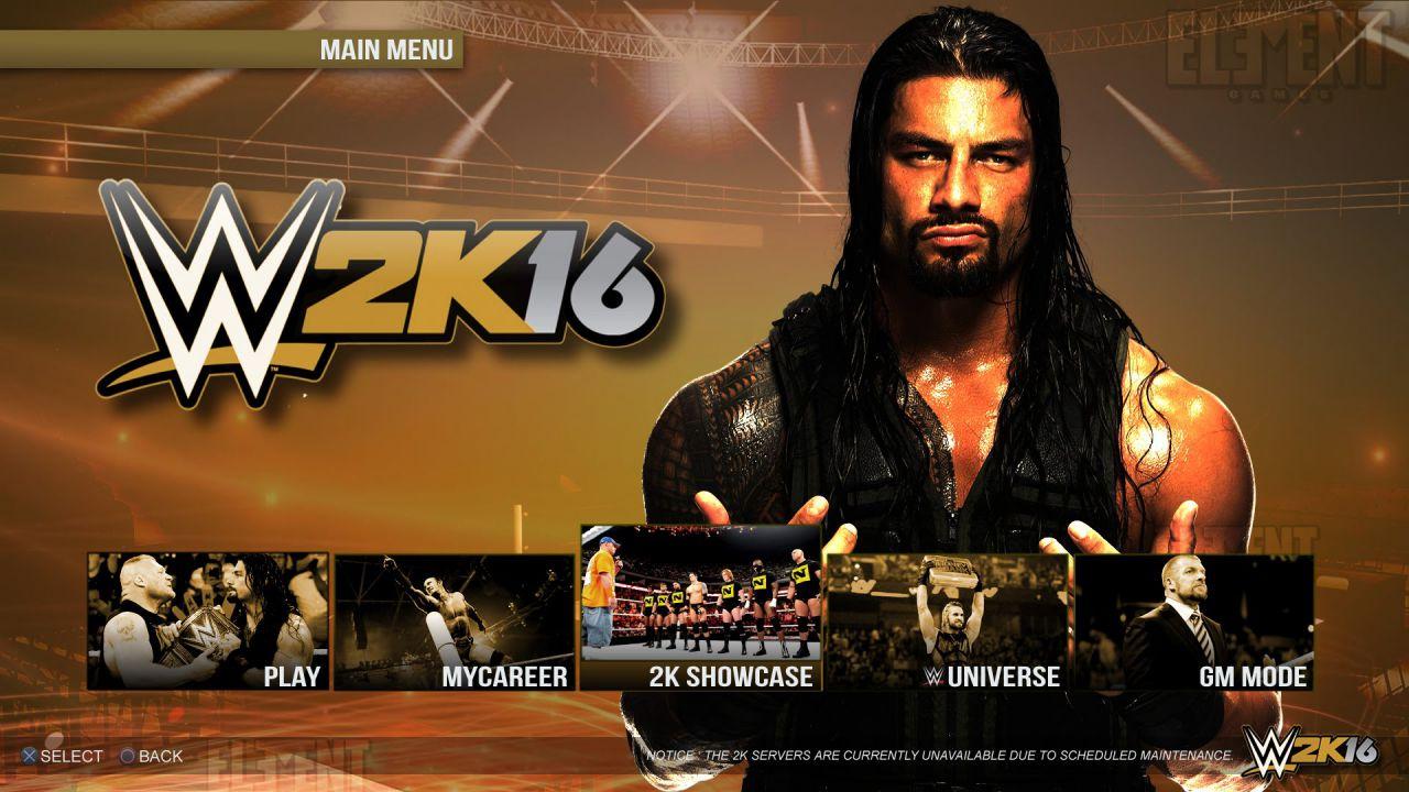 Ascoltiamo la colonna sonora di WWE 2K16