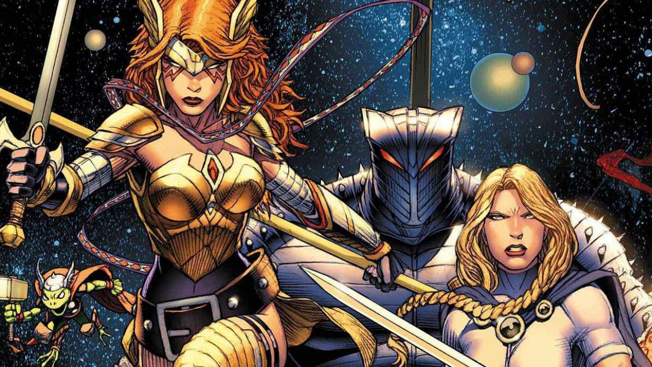 Asgardians of the Galaxy: la guerra dei regni miete un altro Asgardiano