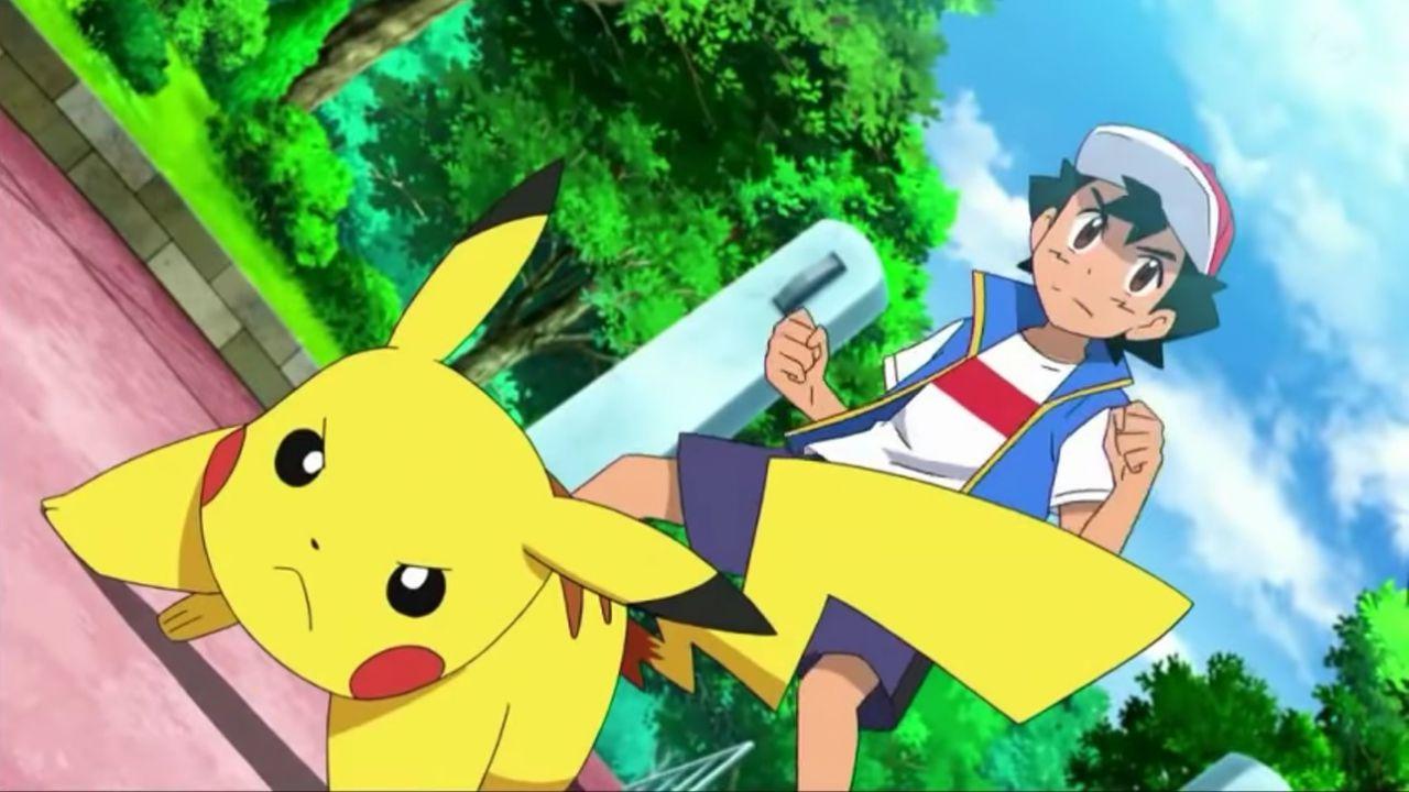 Ash scende di nuovo in campo nell'episodio 20 di Pokémon, come si è conclusa la battaglia?