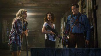 Ash vs. Evil Dead 2: ecco il nuovo poster 'patriottico' della stagione