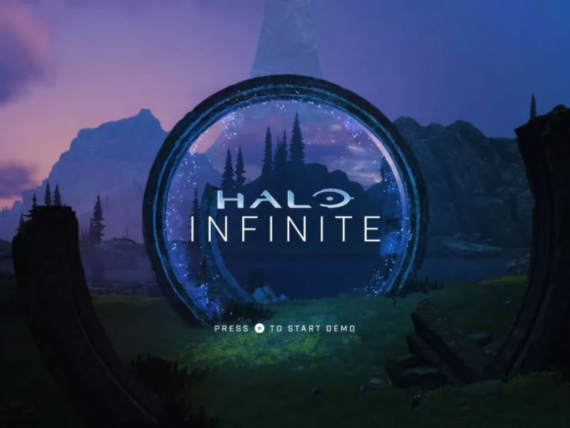 Waiting for Halo Infinite, a leap into the past with menus and music from the chapters of the series