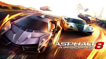 Asphalt 8 Airborne eletto uno dei migliori giochi del 2015 per Apple TV
