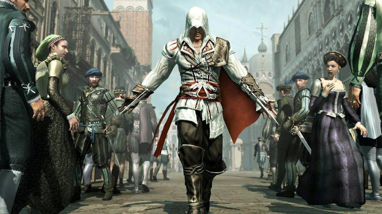 Assassin's Creed Ezio Collection spunta in Corea