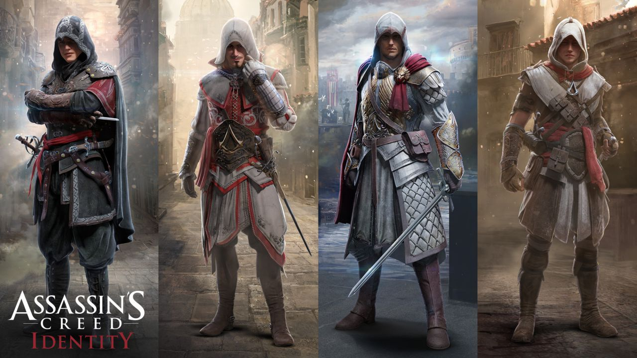 Assassin's Creed Identity porta il salto della fede su App Store