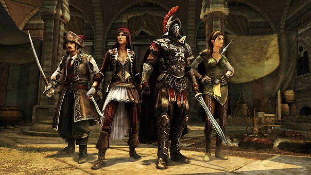 Assassin's Creed Revelations: confermato il DLC Mediterranean Map Pack