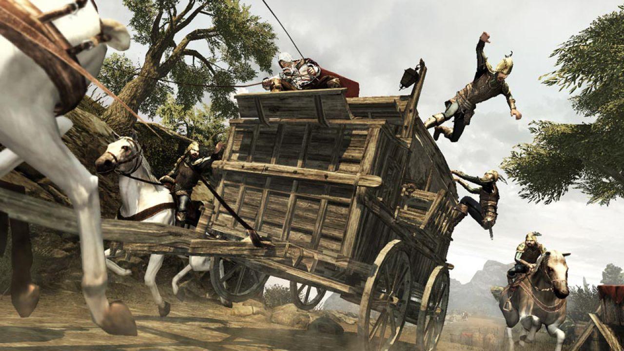 Assassin's Creed 2, nella lotta contro il DRM vincono i Pirati