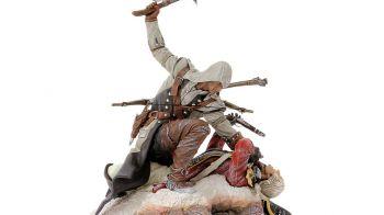 Assassin's Creed 3: Presentata una statua per Connor