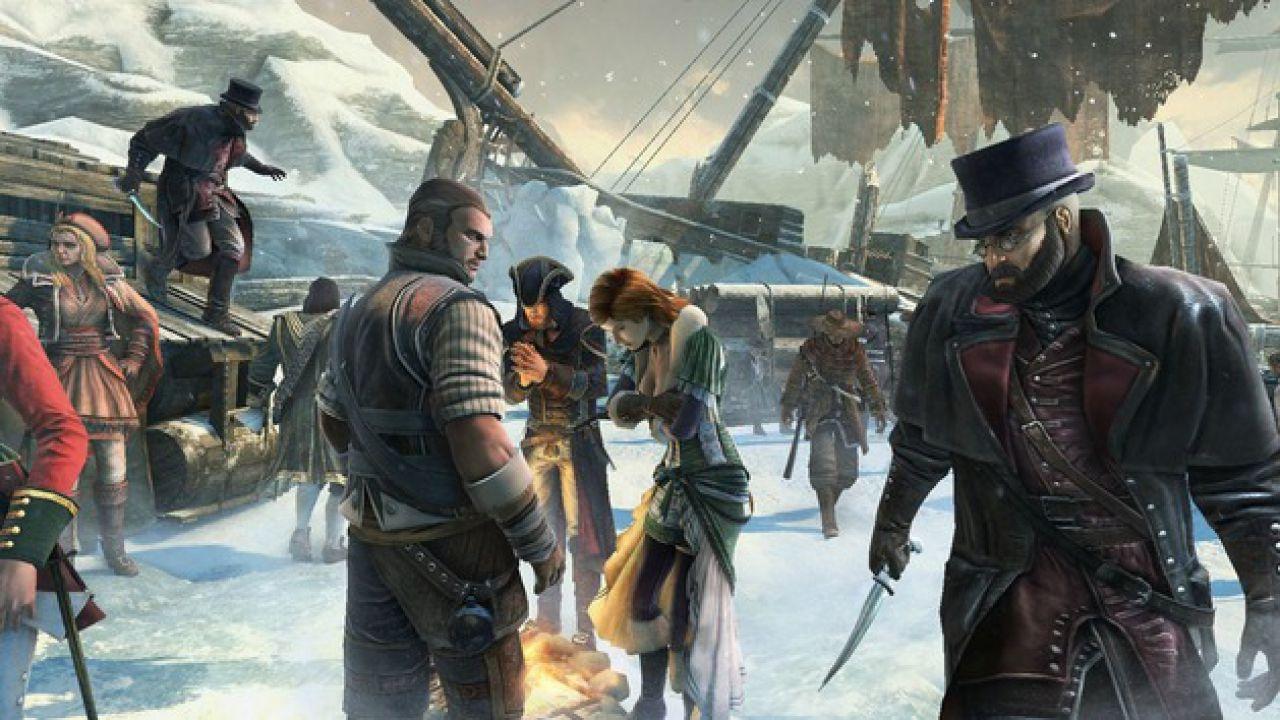 Assassin's Creed 3 riceve un nuovo aggiornamento