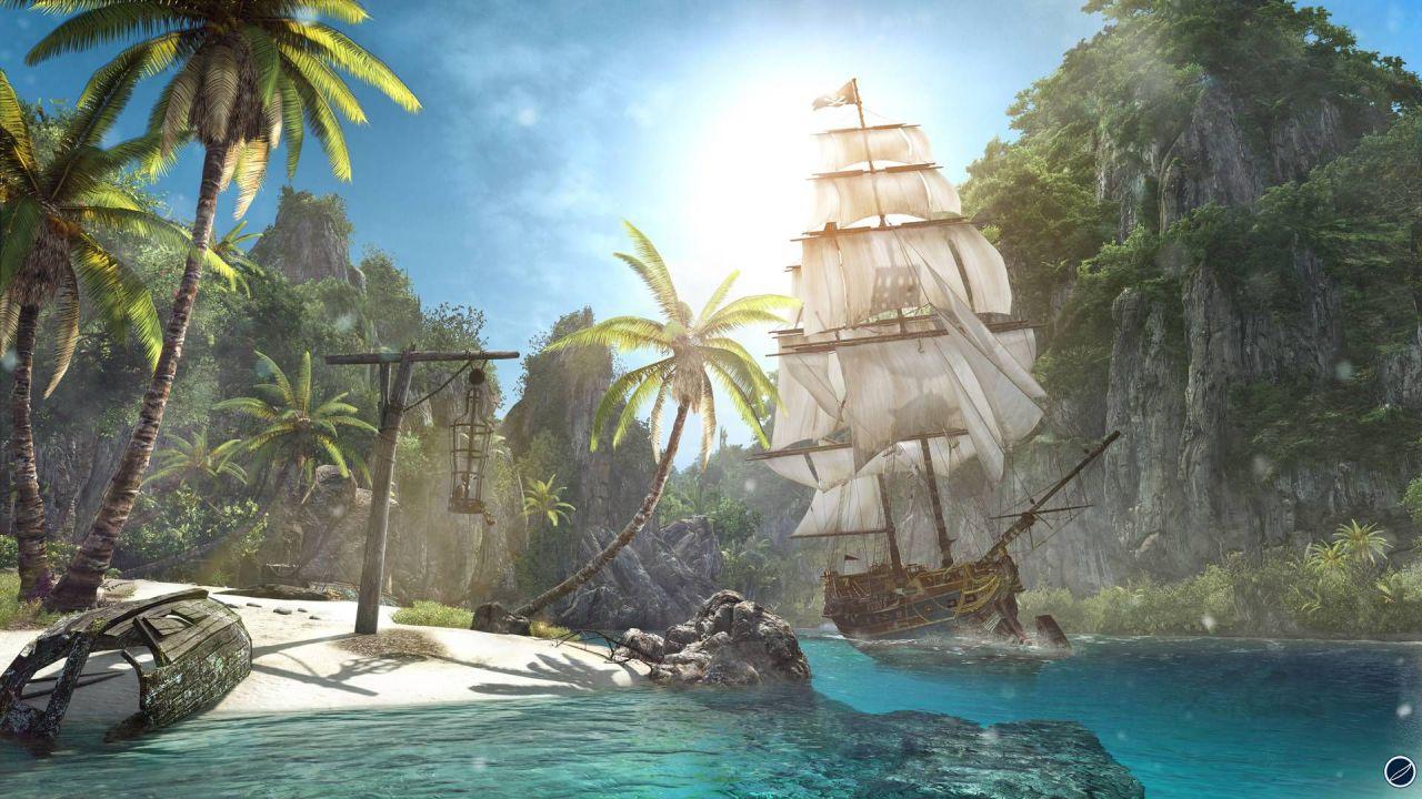 Assassin's Creed 4: Black Flag - confermato il Bundle con PlayStation 4 nel Regno Unito