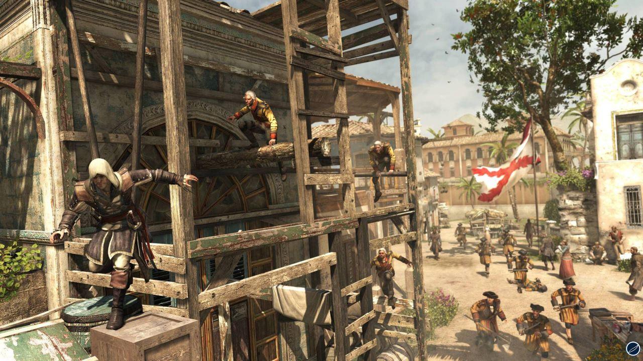 Assassin's Creed 4 Black Flag: day one patch per la versione PC