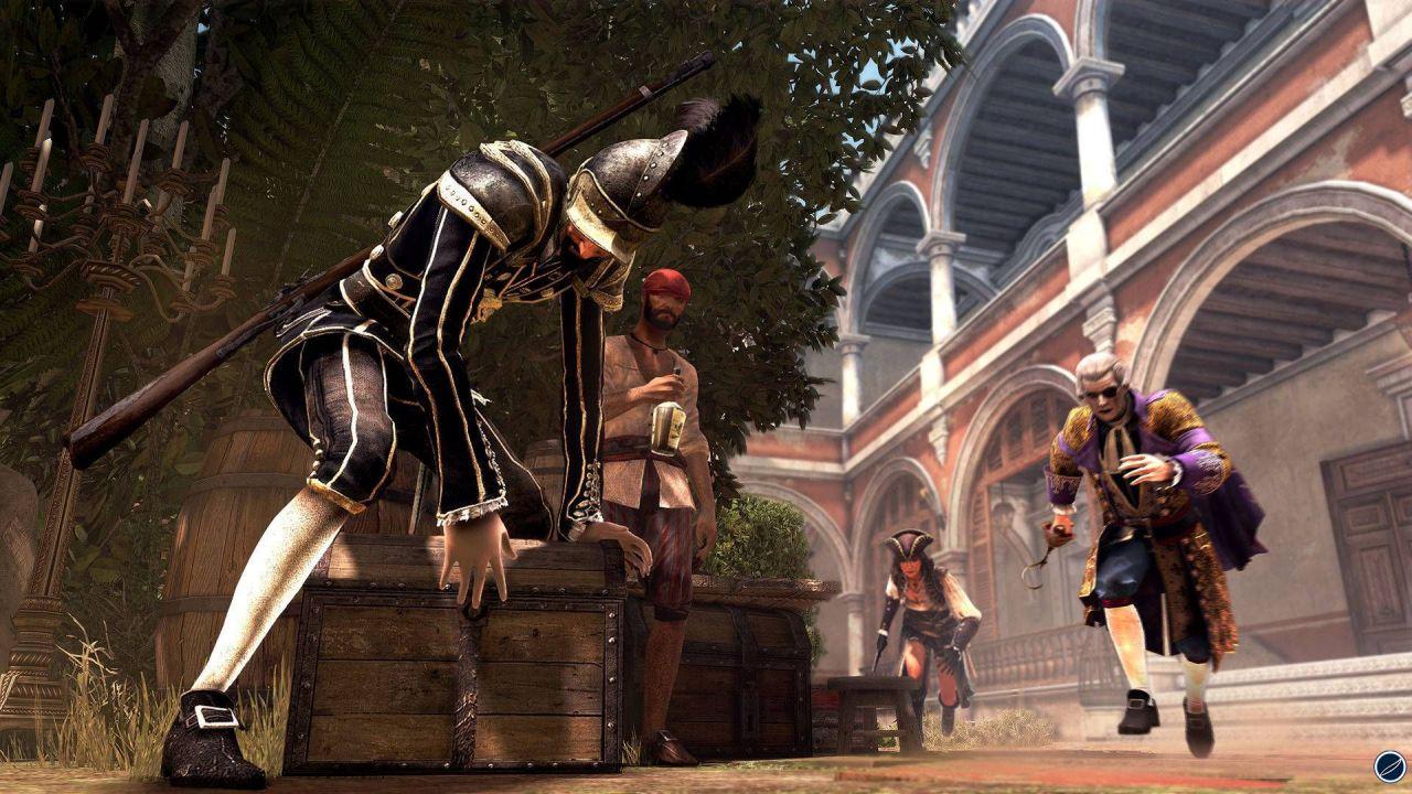 Assassin's Creed 4 Black Flag: il DLC Grido di Libertà arriverà presto su PC