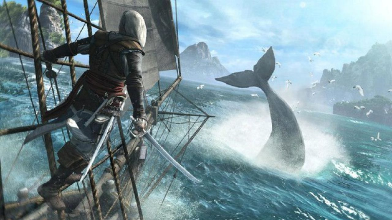 Assassin's Creed 4 Black Flag: Francesco Pannofino doppierà Barbanera [Comunicato Stampa]