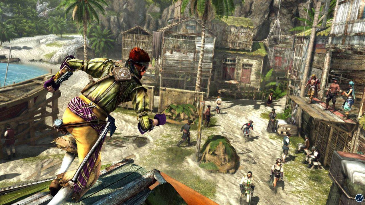 Assassin's Creed 4 Black Flag, immagini e data del DLC Grido di Libertà