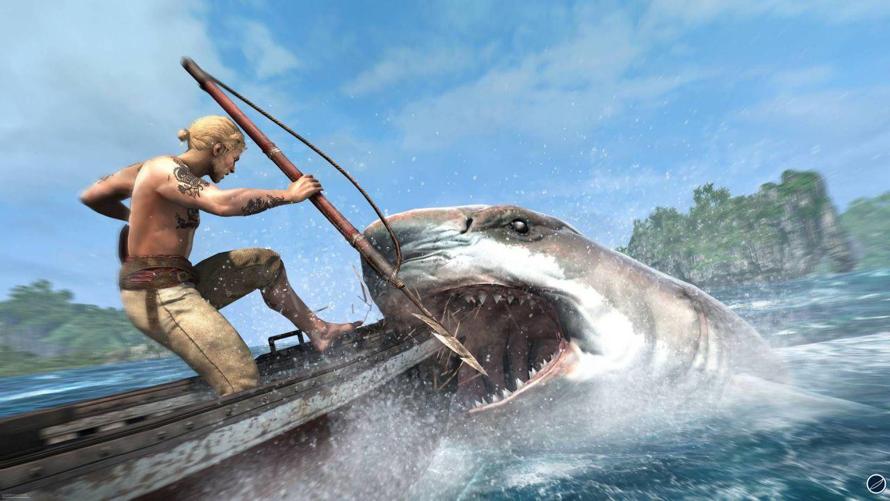 Assassin's Creed 4 Black Flag in offerta su Steam