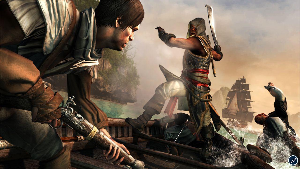 Assassin's Creed 4 Black Flag - più di 900 persone hanno lavorato al titolo