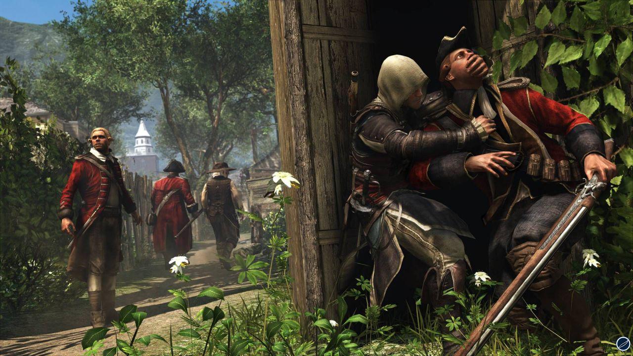 Assassin's Creed 4 Black Flag: trailer interattivo