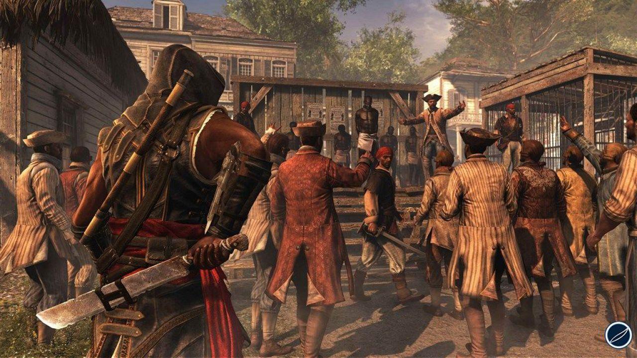Assassin's Creed 4: Black Flag - Ubisoft Germania conferma l'assenza dei DLC su Wii U