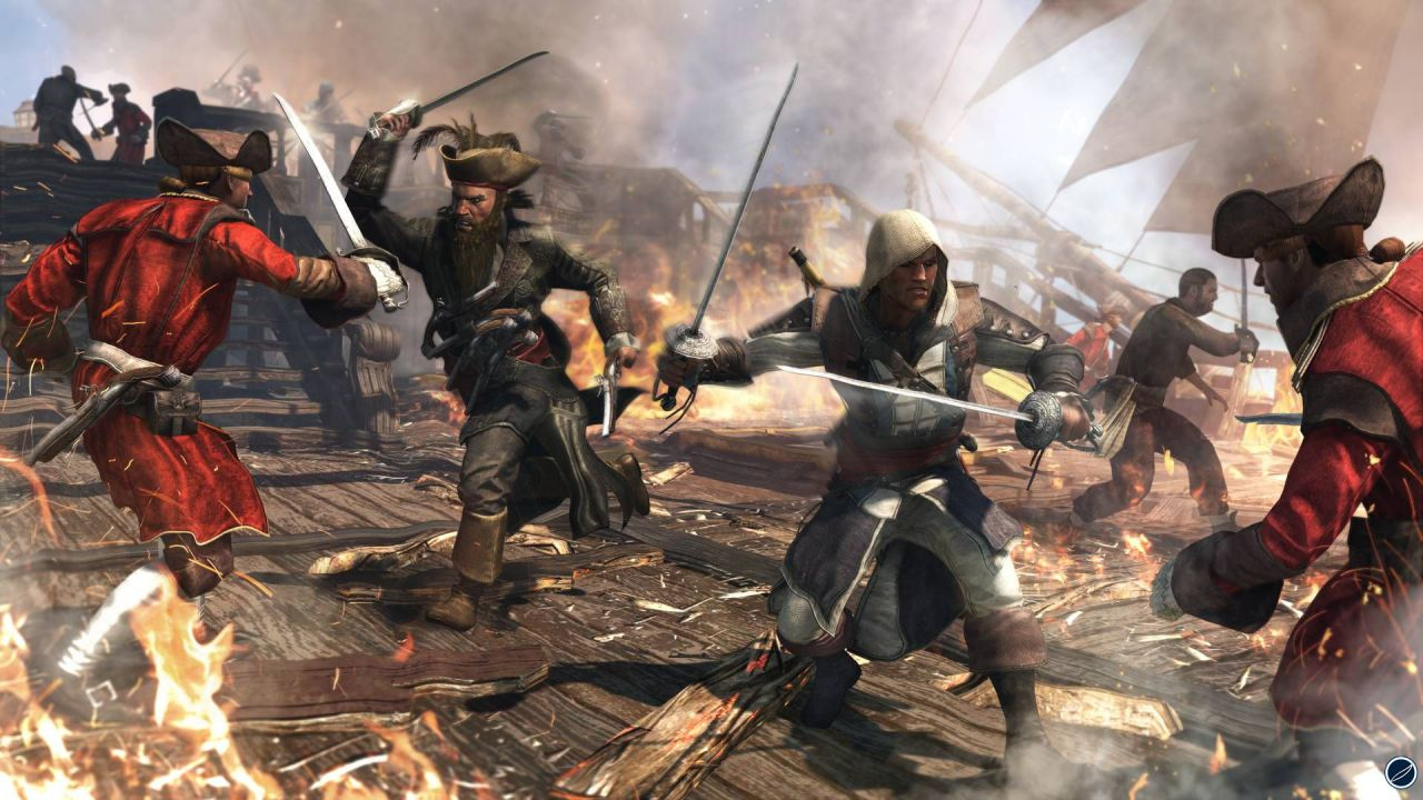 Assassin's Creed 4 Black Flag: video con i primi trenta minuti del gioco