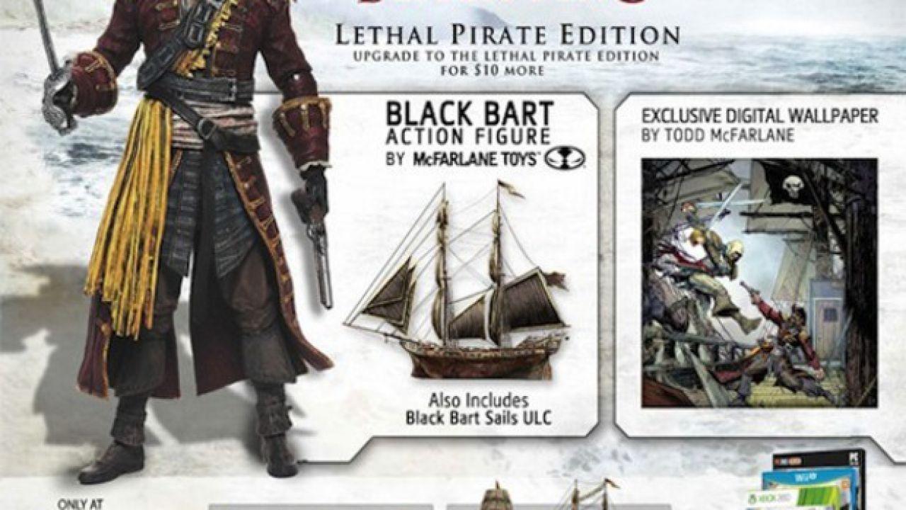 Assassin's Creed 4: confermato il Season Pass
