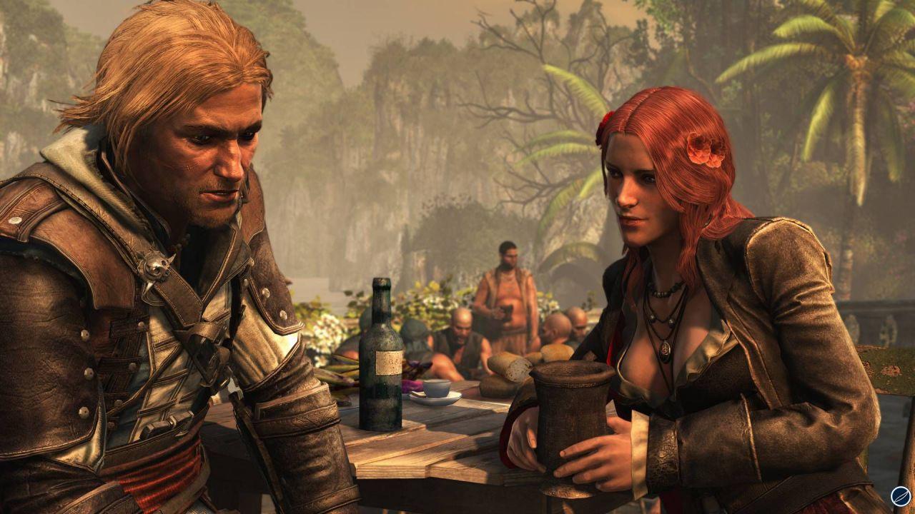 Assassin's Creed 4: il DLC Aveline disponibile su PS Plus
