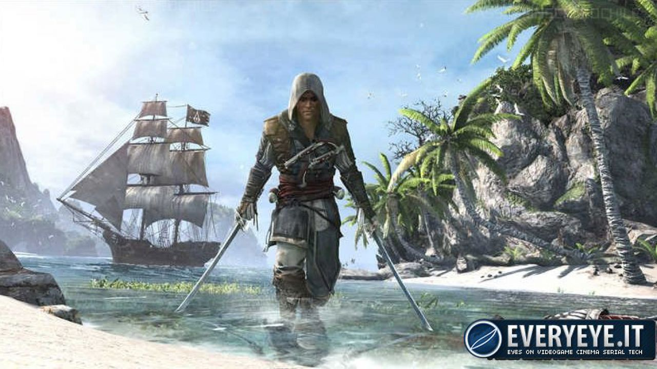 Assassin's Creed 4: Edward è opposto a Connor